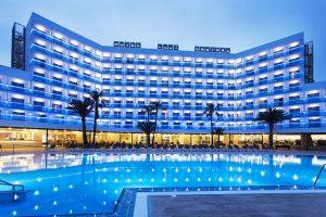 Hotel todo incluido en Almería