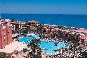 Hotel para ir con niños en roquetas de mar
