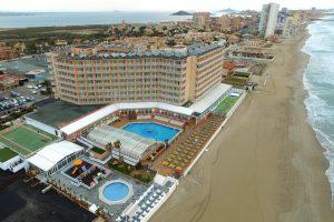 Hotel todo incluido en Murcia playa