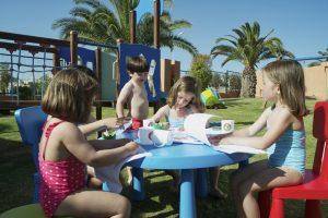 Hoteles para niños en Cádiz