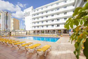 Hotel para ir con niños en Alicante