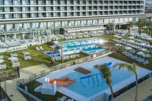 Hotel todo incluido para ir con niños en Murcia