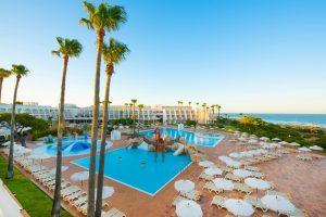Hotel todo incluido en Cádiz playa