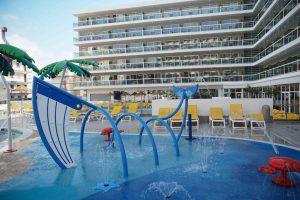 piscina infantil