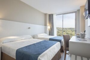 Habitacion del hotel todo incluido Best Mediterraneo