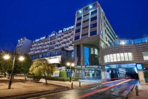 hotel 4 estrellas en granada